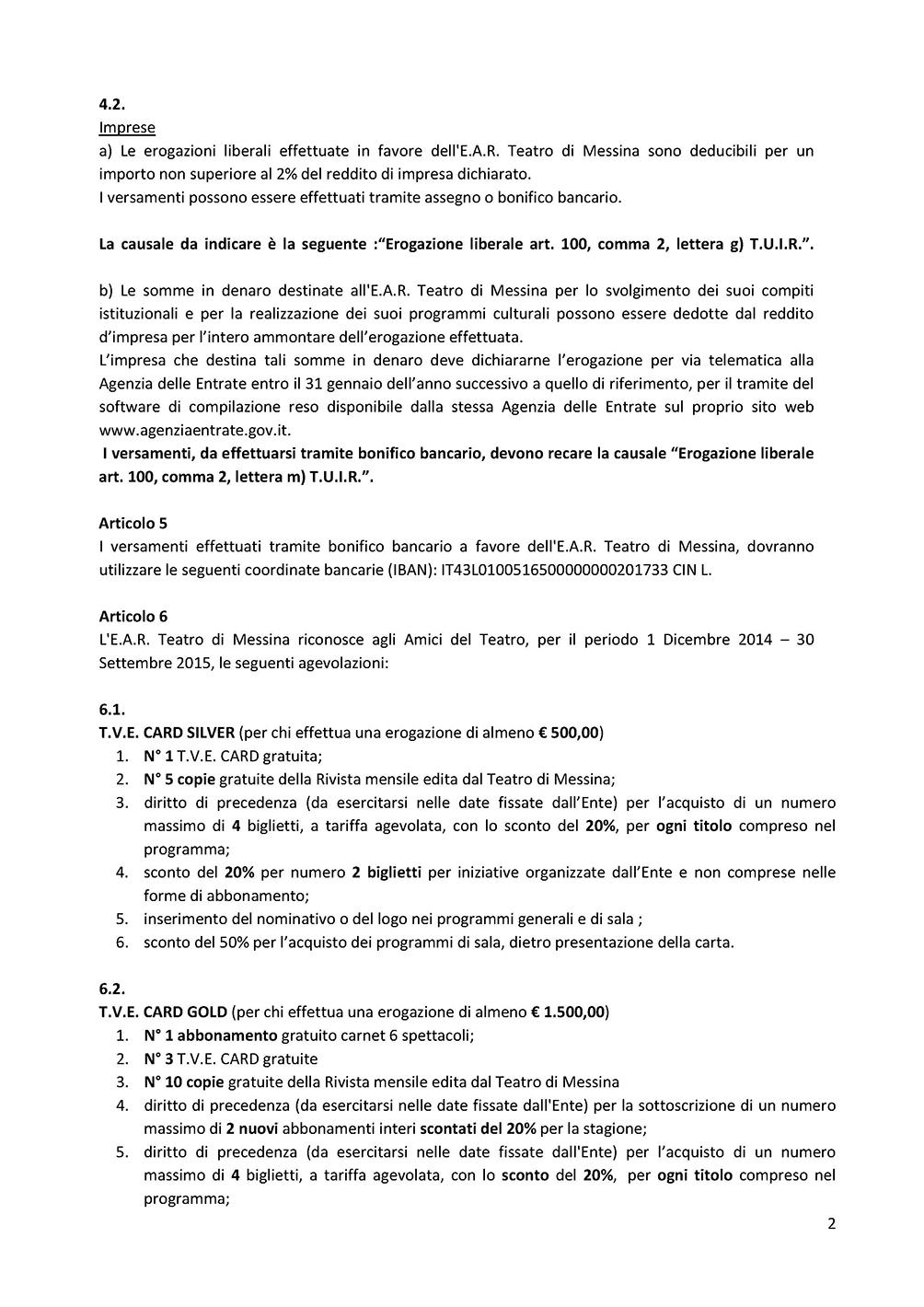 Regolamento Amici del Teatro Messina_Pagina_2