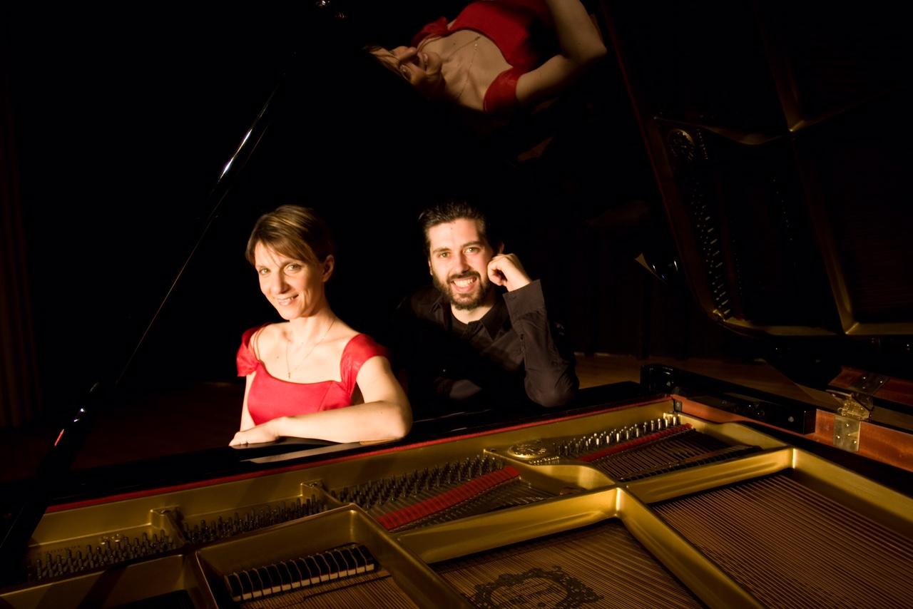 Rossella Spinosa e Alessandro Calcagnile_3