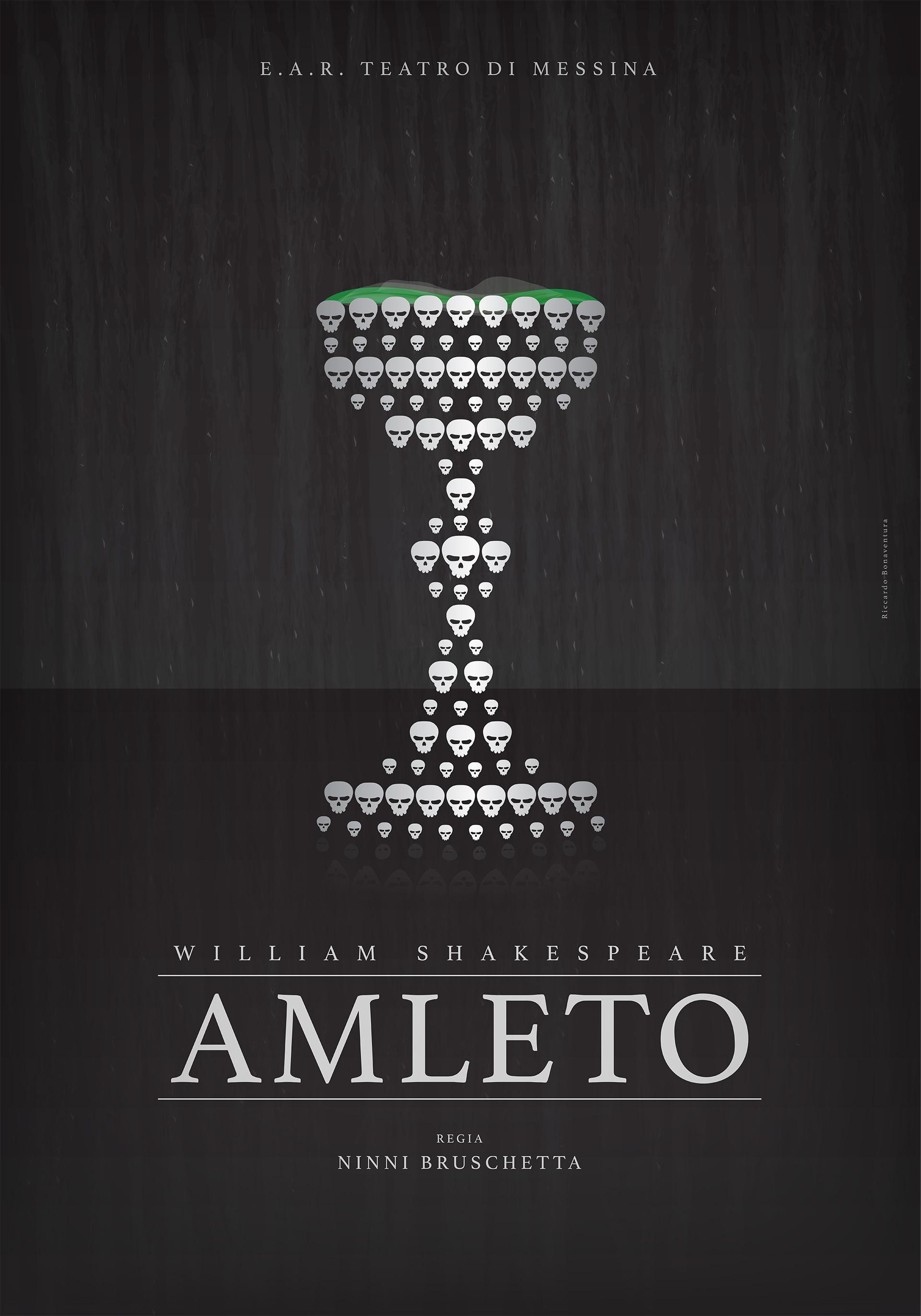 Amleto-70x100-_-Teatro-di-Messina-21-gennaio-2016