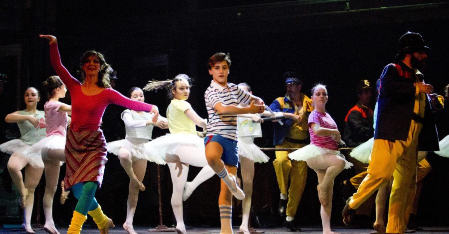 Billy Elliot | 26-30 Aprile 2017 Teatro Vittorio Emanuele