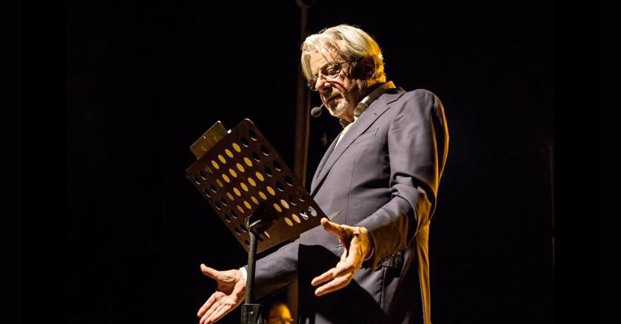 """Viaggi e Miraggi"" con Giancarlo Giannini"