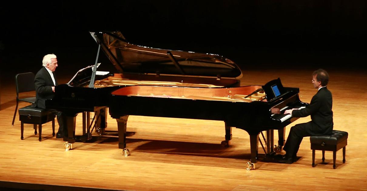 Concerto duo Vladimir David e Vovka Ashkenazy