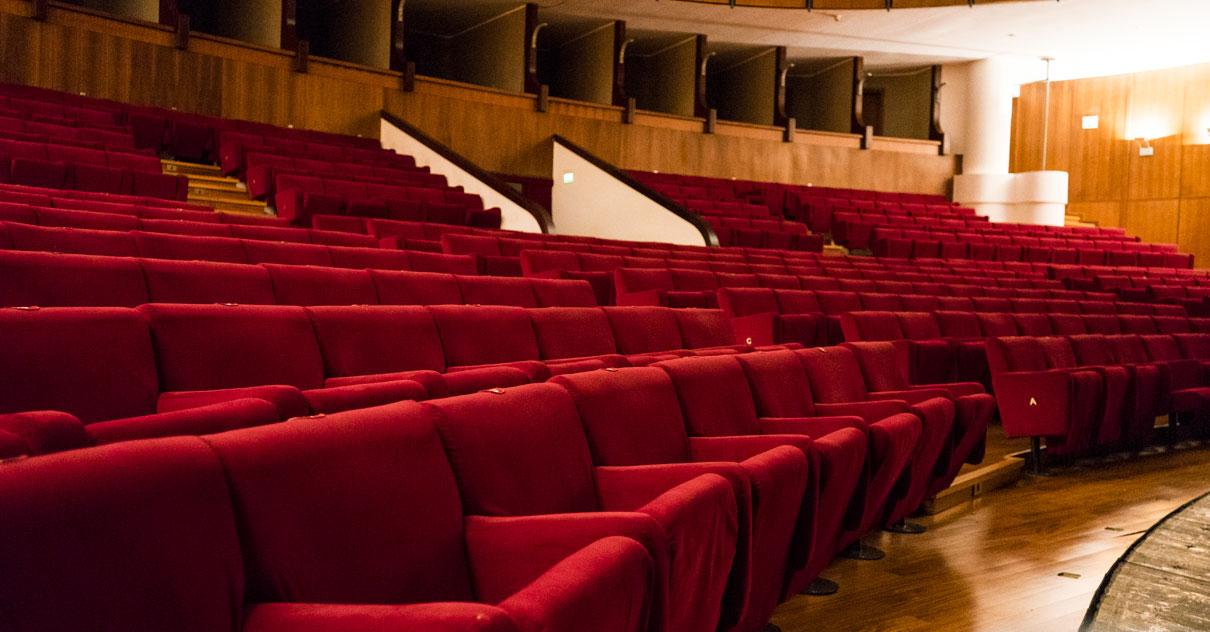 5 Sala Teatro V. E.