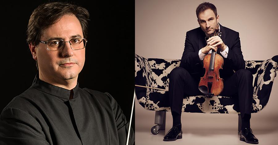 Concerto Sinfonico Cinquegrani/Milenkovich