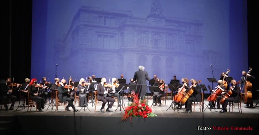 Concerto Sinfonico<br> del 18 dicembre 2020