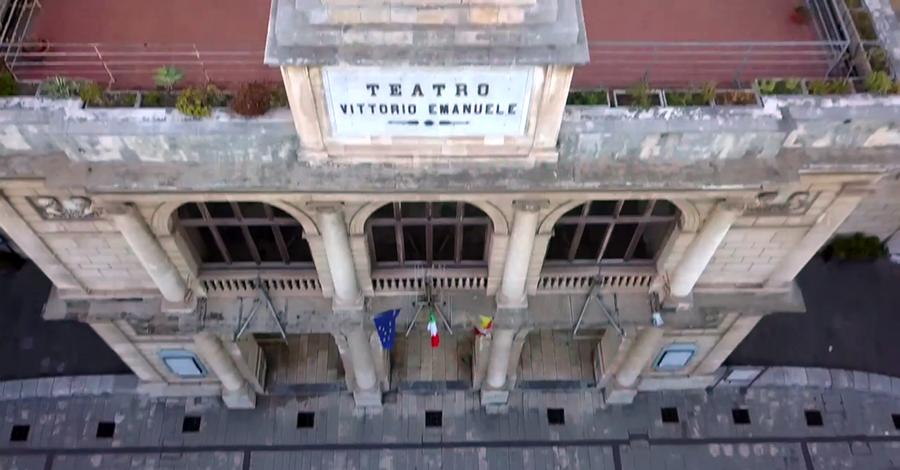 Teatro Vittorio Emanuele<br>Madonna della Lettera 3 giugno 2020