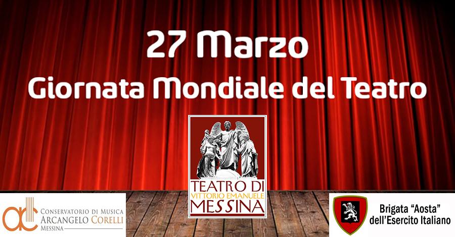 Giornata Mondiale del Teatro