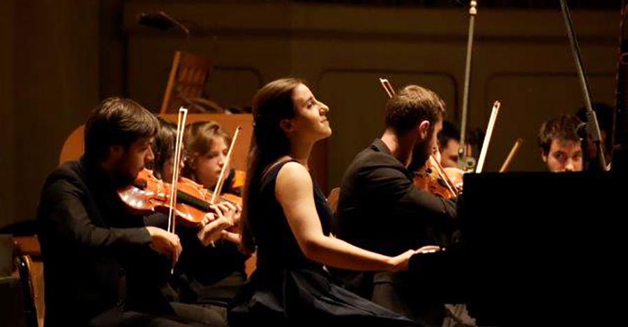 Recital pianistico Costantini Negri