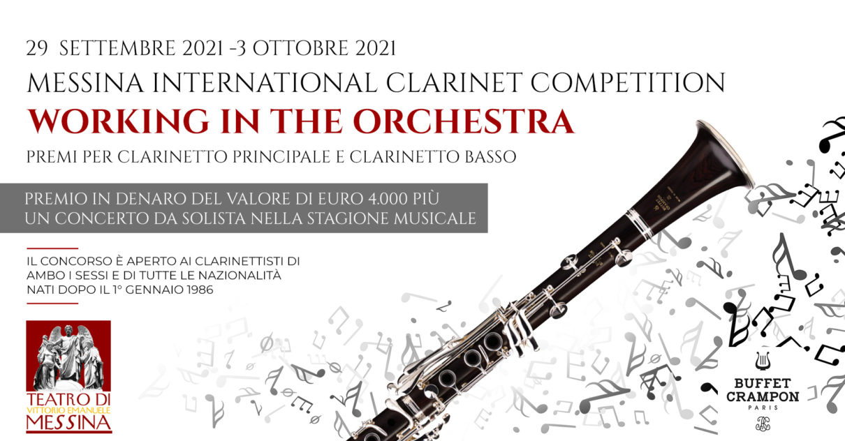 Messina International clarinet competition