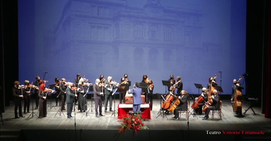 Concerto Sinfonico<br>del 23 dicembre 2020