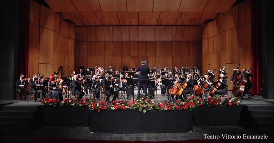 Concerto di Capodanno<br>dell'1 gennaio 2021