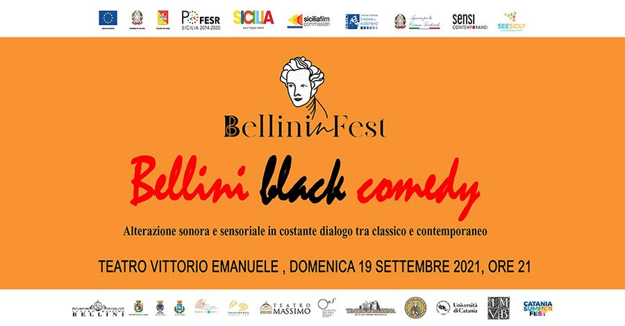 Bellini Black Comedy